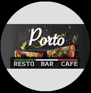 Restaurant Porto Logo